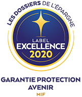 Label excellence 2020 GPA MIF