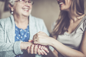le baluchonnage et les aidants familiaux