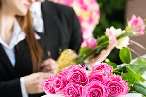 Coût et frais pour des funérailles
