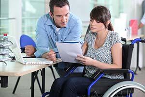 invalidité et impôts