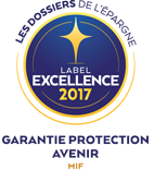 Label Excellence Garantie Protection Avenir